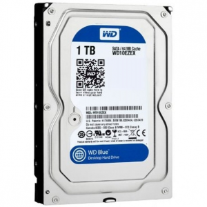 Жесткий диск 3.5'' 1 Tb 7200 Serial ATA III WD 64MB BLUE POWER WD10EZEX