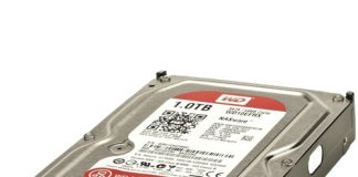 Жесткий диск 3.5'' 1 Tb 7200 Serial ATA III WD 64MB RED POWER WD10EFRX