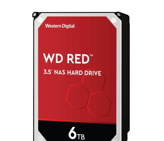 WD Red NAS Hard Drive Western Digital
